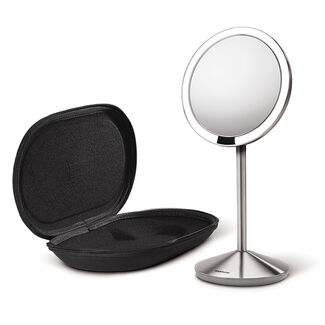 simplehuman Mini Sensor-Activated Travel Mirror